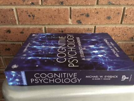 7th edition textbook in melbourne region vic gumtree australia cognitive psychology a students handbook 7th ed fandeluxe Choice Image