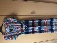 M&S (per una) Maxi dress