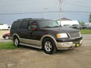 2006 FORD EXPEDITION 4X4,HEATED SEATS,DVD,SAFETY&WARRANTY $7,450