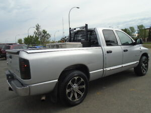 2008 Dodge Power Ram 1500-BIG HORN-COSTUM-DVD-HDTV-SUBWOOFER-NAV Edmonton Edmonton Area image 8