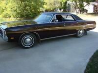 1969 Chrysler 300 * 440 4 barrel * 4 Door Hardtop - Safetied