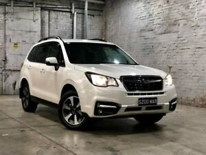 2017 Subaru Forester S4 MY17 2.5i-L CVT AWD White 6 Speed Constant Variable Wagon Mile End South West Torrens Area Preview