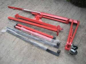 New Shogun Panel Lifter $90 Albion Brisbane North East Preview