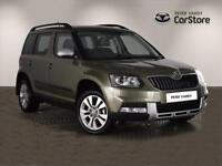 2017 SKODA YETI OUTDOOR DIESEL ESTAT