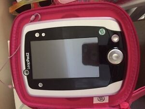 Leapfrog Leappad 2 tablet with cover and 4 games