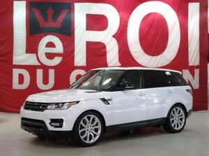 Land Rover Range Rover Sport SUPERCHARGED V8 TV/DVD ACC 2014
