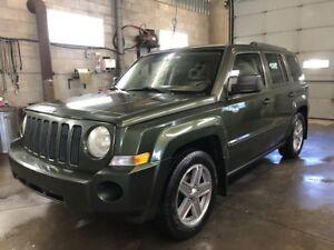 2008 Jeep Patriot North Edition