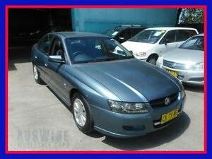 2004 Holden Commodore VZ Acclaim Blue 4 Speed Automatic Sedan Villawood Bankstown Area Preview