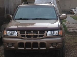 2003 Isuzu Rodeo SUV, Crossover
