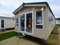 Brand New Caravan with fees on Witton Castle, Weardale, County Durham Near Hartlepool, Sunderland