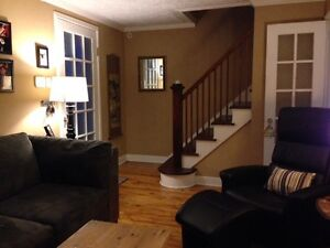 Cozy West End home for rent July 1st