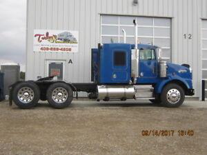 2000 Kenworth T800 Tandem Tractor