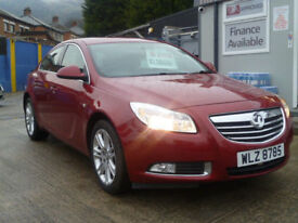 2009 VAUXHALL INSIGNIA 1.8 EXC CREDIT AND DEBIT CARDS ACCEPTED