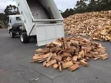 DRY FIREWOOD BROWN PEPPERMINT ! ALSO UNSEASOND STRINGY BARK Kingston Kingborough Area Preview
