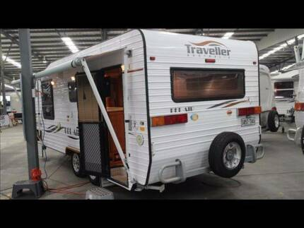 2008 Traveller Belair 19' Kilburn Port Adelaide Area Preview