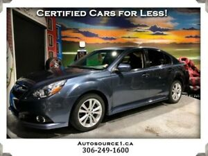 2013 Subaru Legacy 2.5i Touring Pkg AWD | SUNROOF | HEATED SEATS