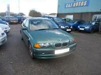 BMW 323 2.5i auto SE part ex to clear spares or repairs