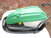 Lawn Mower Qualcast Hover 1600w