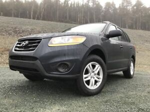 2011 Hyundai Santa Fe GL 2.4L at