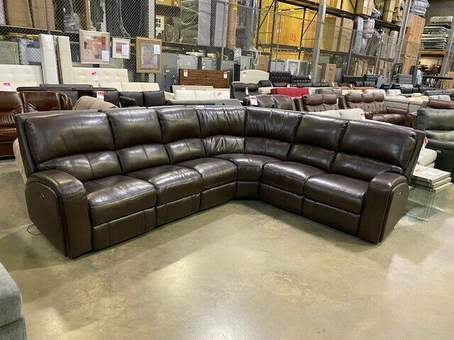 high quality top grain leather living room furniture