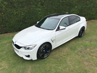 2014 BMW M3 - F80 - DCT - High Specifciation - FSH with Service Pack