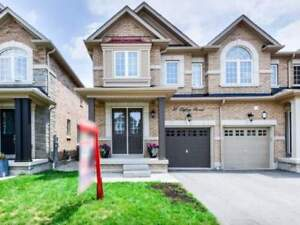 Absolutely 2 Story Freehold Town House With Finished Basement!