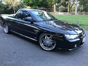 2006 Holden Ute VZ MY06 Thunder SS 4 Speed Automatic Utility Herston Brisbane North East Preview