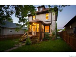 5 bedrooms for $2050 + util. Beautiful character home by Polo.