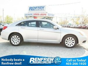 2012 Chrysler 200 LX, Bluetooth, RENFREW CASH FOR CLUNKERS  UP T