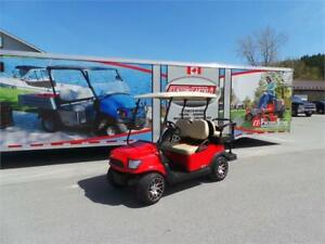 2008 Club Car Precedent Upgraded 4 passenger Electric Golf Cart