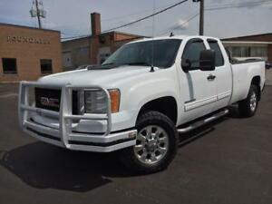 2011 GMC Sierra 3500HD SLE 4X4 DURAMX DIESEL LONG BOX