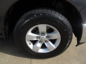 *Mint 2015 Ram alloys and tires*