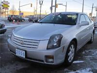 2006 Cadillac CTS | Leather | Sunroof |