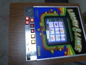 slot machine lucky 8 lines