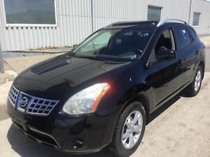 2009 Nissan Rogue SL AWD! Leather! Heated Seats!