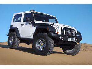 """Jeep JK AEV 2"""" Suspension Lift Spacer System"""