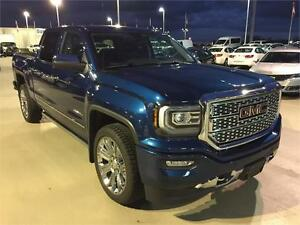 2017 GMC Sierra 1500 Denali just 1,800 kms (Almost new!)