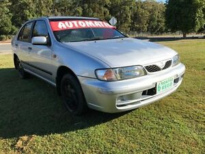 1998 Nissan Pulsar N15 Plus Silver 4 Speed Automatic Sedan Clontarf Redcliffe Area Preview