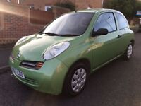 Nissan Micra 1.2 s Automatic Full service history 10 months mot