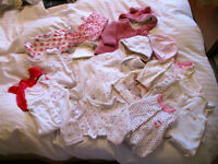 BUNDLE NEW BORN CLOTHES SOME NEW