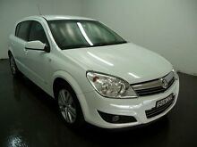 2008 Holden Astra AH CDX White Automatic Hatchback Blair Athol Campbelltown Area Preview