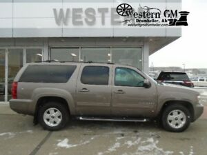 2013 Chevrolet Suburban LT Z71 Luxury Pkg 5.3L 4x4 Heated Leathe