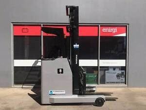 Nissan YU02F20TU Reach Forklift Clayton South Kingston Area Preview