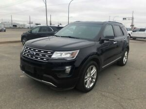 2016 Ford Explorer Limited Limited
