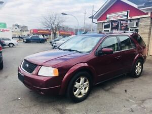 2006 Ford Freestyle Limited Limited