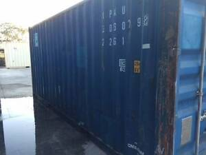 20 Foot Shipping Containers Bairnsdale East Gippsland Preview