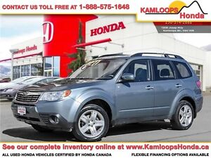 2009 Subaru Forester 2.5X Limited Package