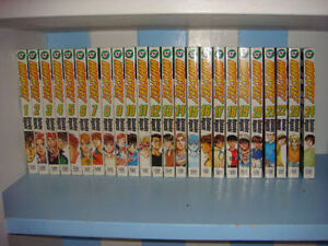Manga (Graphic Novels) Complete Whistle! Collection