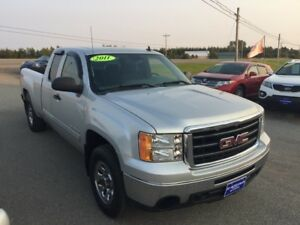 2011 GMC Sierra 1500 SL Nevada Edition 4WD Ext Cab
