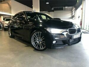 2013 BMW 335i F30 MY0813 M Sport Black Sports Automatic Sedan Caringbah Sutherland Area Preview